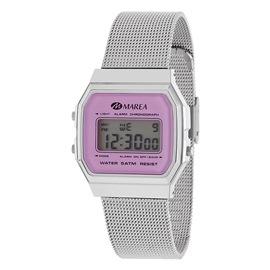 Ρολόι Γυναικείο Marea B35313-3 Ροζ