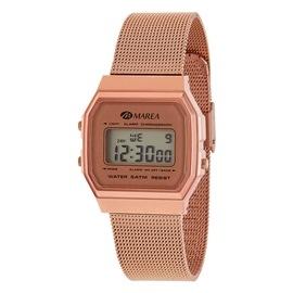 Ρολόι Γυναικείο Marea B35313-8 Ροζ Χρυσό