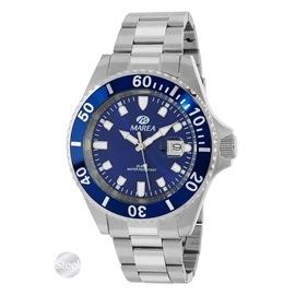 Ρολόι Ανδρικό Marea B36094-17 Μπλέ