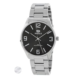 Watch Marea Man B36146-1 Silver-Black