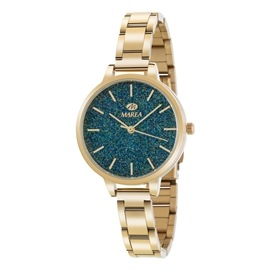 Watch Marea Lady B41239-13 Gold-Petrol