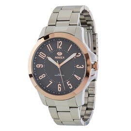 Watch Marea Man B36143-3 Silver-Black