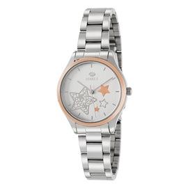 Ρολόι Γυναικείο Marea B41240-7 Δίχρωμο