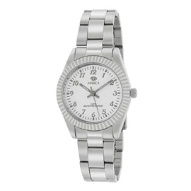 Ρολόι Γυναικείο Marea B41251-1 Ασημί