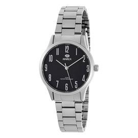 Watch Marea Lady B41242-2 Silver-Black