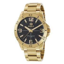 Ρολόι Ανδρικό Marea B54126-4 Χρυσό