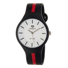 Watch Marea Playground Man B35324-11 Black-Red