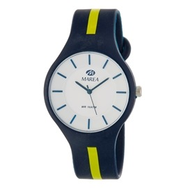Watch Marea Playground Man B35324-14 Blue-Yellow