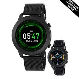 Smart Watch Marea B58003-2 Μαύρο