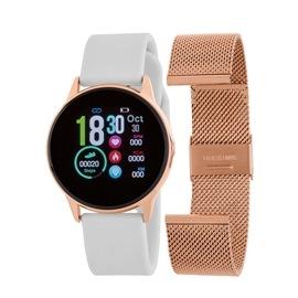 Smart Watch Marea B58001-5 Άσπρο
