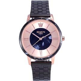 Season watch 6432-7 Black-RG Desire Series