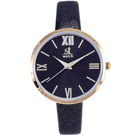 Ρολόι Season ST 2180-1 Μαύρο Rumba Series