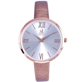 Ρολόι Season ST 2180-3 Μπεζ Rumba Series