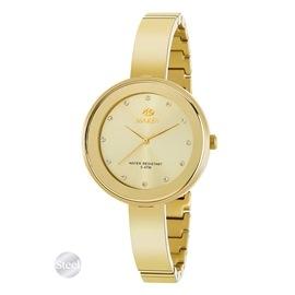 Ρολόι Γυναικείο Marea B54143-4 Χρυσό