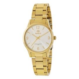Ρολόι Γυναικείο Marea B54174-5 Χρυσό