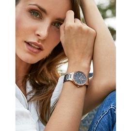 Ρολόι Γυναικείο Marea B54168-1 Ασημί