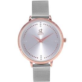 Ρολόι Season ST 2281-4 Δίχρωμο-RG Salsa Series
