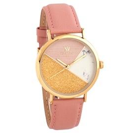 Ατσάλινο ρολόι Season 6317-4 Ροζ-G Glam Series