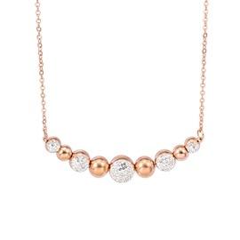 Κολιέ Season Jewels 1511-2 Ροζ Χρυσό
