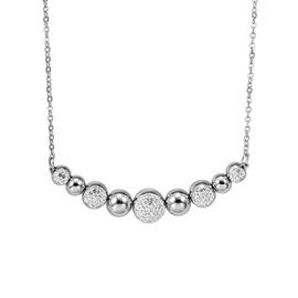Κολιέ Season Jewels 1511-3 Ασημί