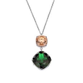 Κολιέ Season Jewels 1514-3 Ασημί