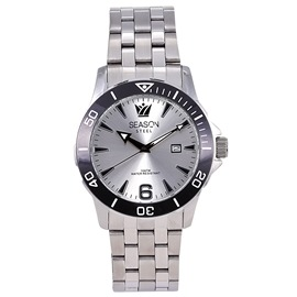 Stainless steel Watch Season 5220-2 Silver-Silver Terminal Series