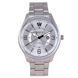 Stainless steel Watch Season 5221-2 Silver-Silver Apollo Series
