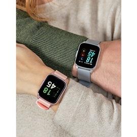 Smart Watch Marea B59001-1 Μαύρο
