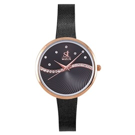 Watch Season ST 2276-1 Black Metropolitan Series