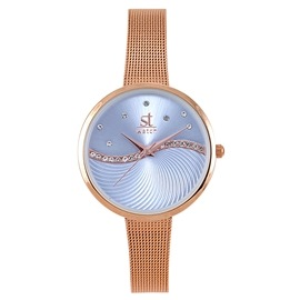 Watch Season ST 2276-2 RG Blue Metropolitan Series