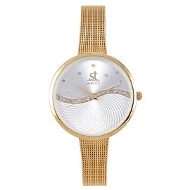 Ρολόι Season ST 2276-4 Χρυσό Metropolitan Series