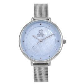 Ρολόι Season ST 2275-4 Ασημί Liberty Series