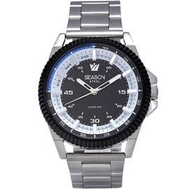 Stainless steel Watch Season 6430-2 Silver Adrenaline Series