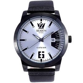 Stainless steel Watch Season 232-7 Black Madness Series