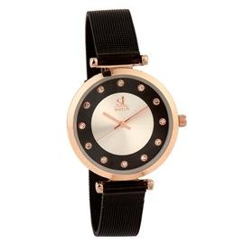 Ρολόι Season ST 2272-1 Mαύρο Manhattan Series