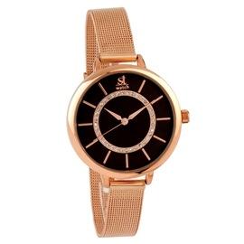 Ρολόι Season ST 2273-1 Μαύρο Bellini Series