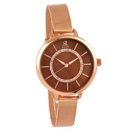 Ρολόι Season ST 2273-5 Καφέ Bellini Series