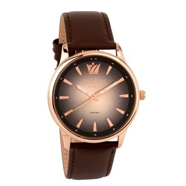 Stainless Steel Watch Season 6328-5 Brown Greenwich Series