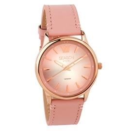 Stainless Steel Watch Season 6328-4 Pink Greenwich Series