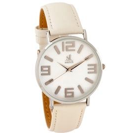 Ρολόι Season ST 9138-2 Άσπρο New Pearl Series
